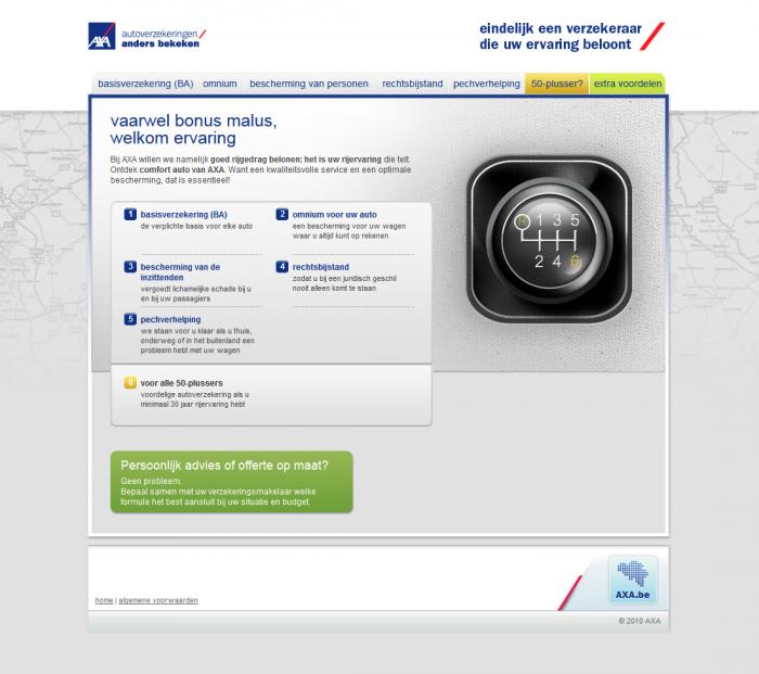 Tim Smits website Axa