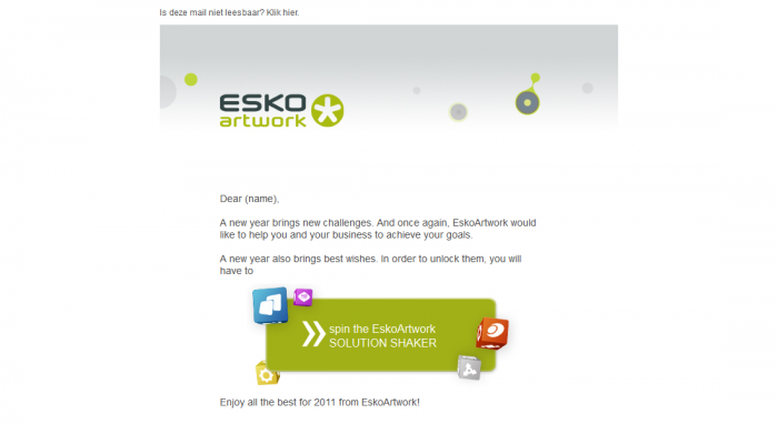 Tim Smits website Esko