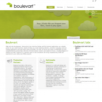Tim Smits website Boulevart