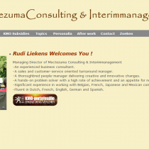 Tim Smits website moctezuma